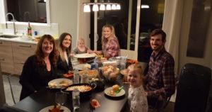 Marta Family Thanksgiving