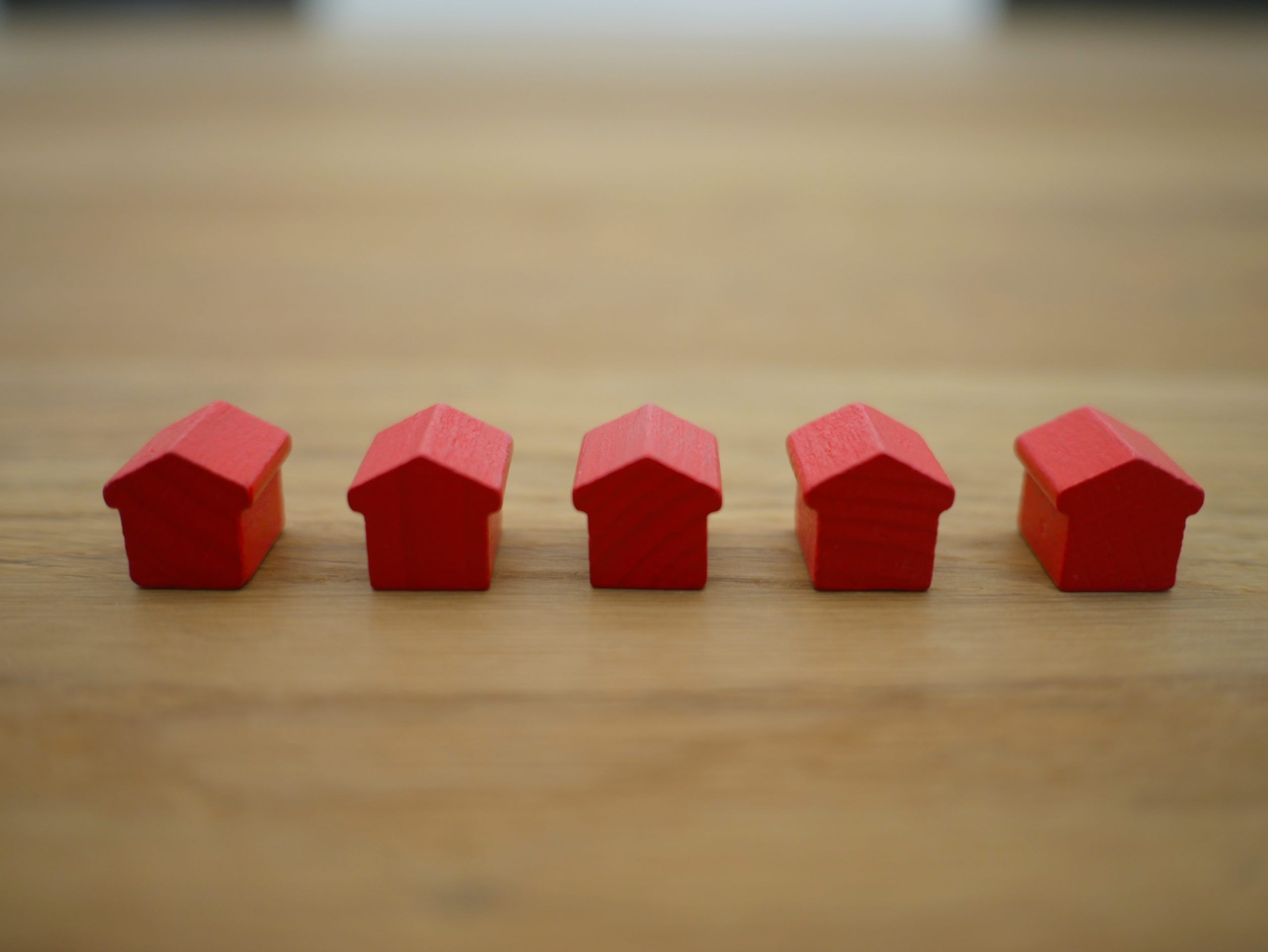 5 little red houses, The 203(k) FHA Loan: Adding on Your Rehab Costs to Your Loan