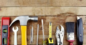 Assorted,Work,Tools,On,Wood, ARV, Investment Lending