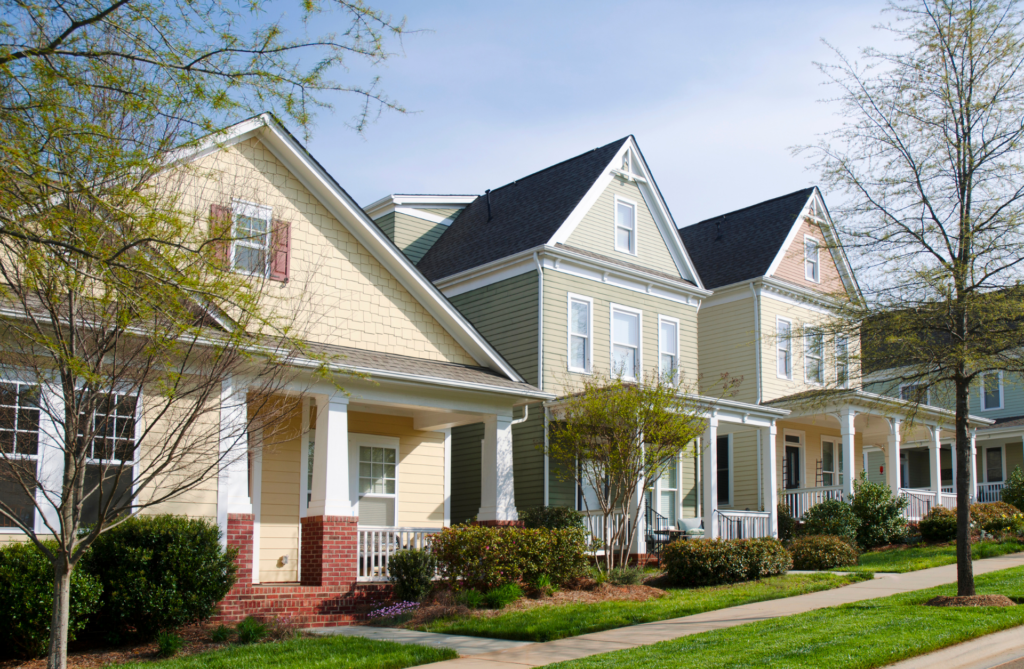 Neighborhood for real estate investment property