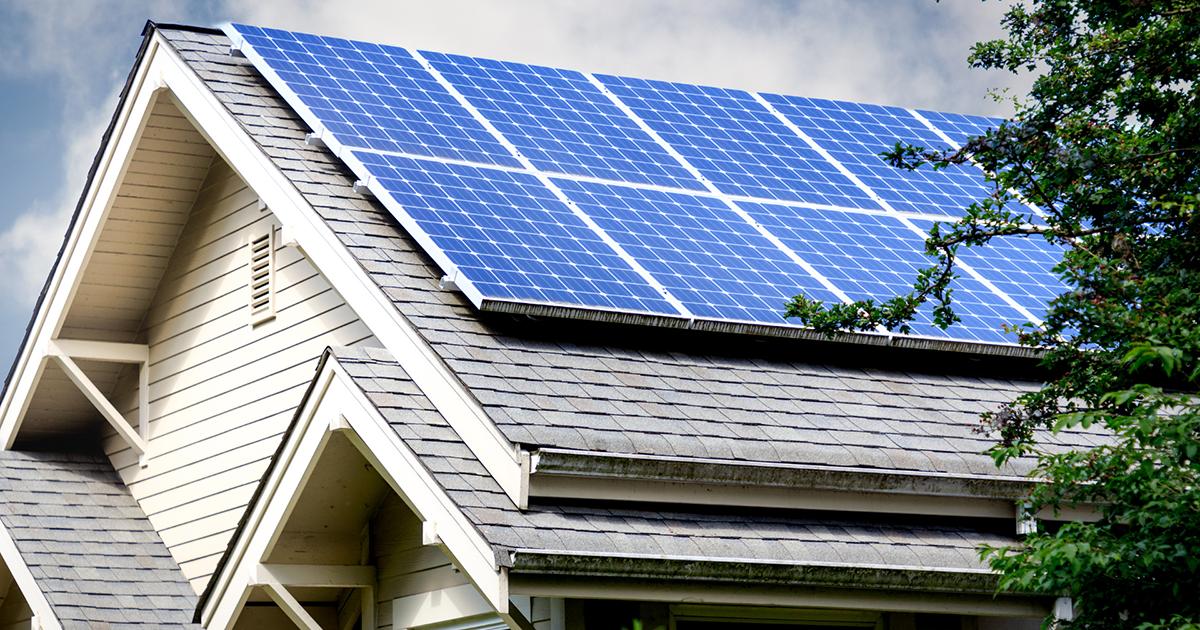 Solar Power, Investment Property, Solar Panels